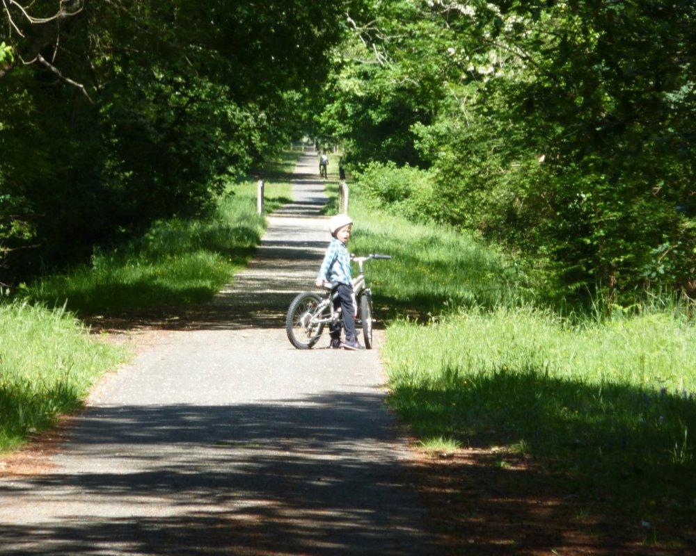Aire camping-car à Pontenx-les-Forges (40200) - Photo 2